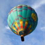 Lot balonem podczas eventu integracyjnego